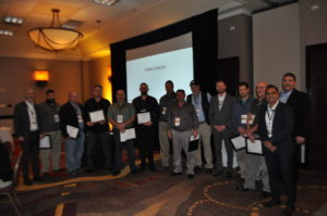Fleet Manager Summit Award Ceremony