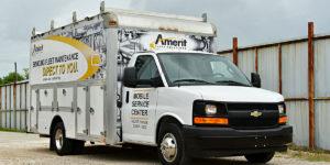 Mobile Fleet Maintenance Service Truck